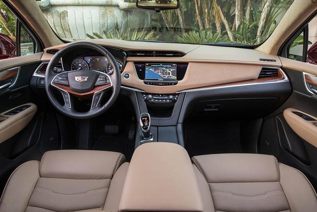 10 Best Car Interiors Under $50,000