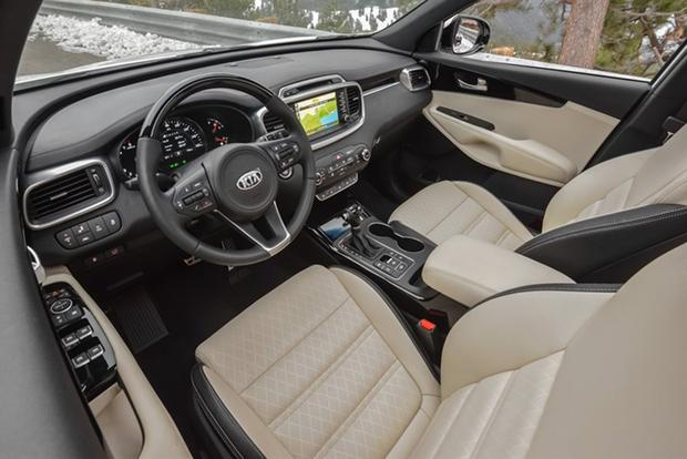 10 Best Car Interiors Under $50,000 featured image large thumb4