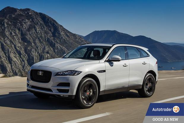 Good as New: 10 Must-Shop CPO Luxury Cars for 2018 featured image large thumb5