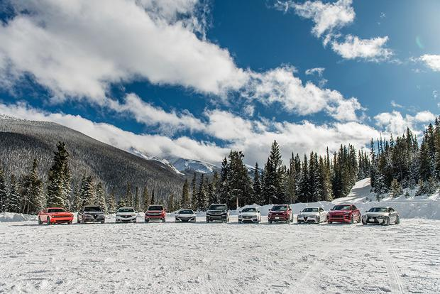 Snow Cool: 9 All-Wheel-Drive Cars and SUVs featured image large thumb1