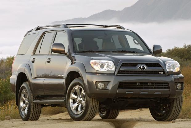 5 Used Toyota Trucks and SUVs Under $10,000 featured image large thumb4