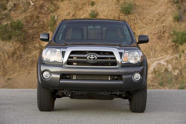5 Used Toyota Trucks and SUVs Under $10,000 featured image large thumb2