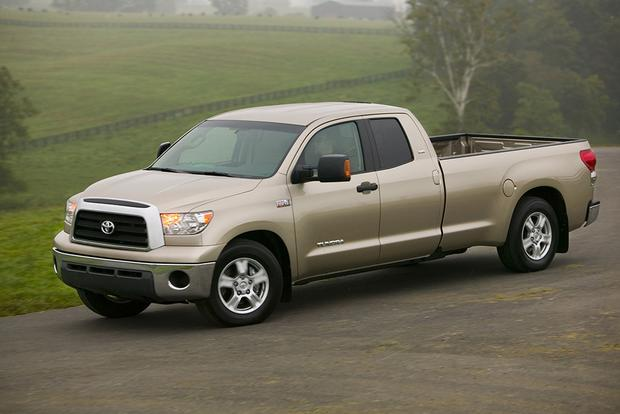 5 Used Toyota Trucks and SUVs Under $10,000 featured image large thumb3