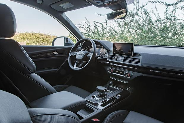 10 Best Car Interiors Under $50,000 for 2018 featured image large thumb1