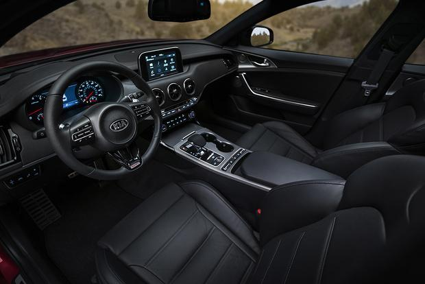 10 Best Car Interiors Under 50 000 For 2018 Autotrader