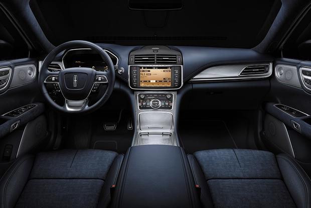 10 Best Car Interiors Under $50,000 for 2018 featured image large thumb6