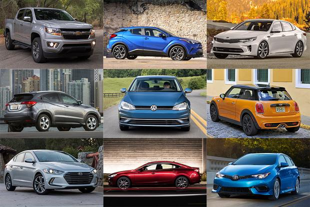 Top 25 Cars Under 25 000 For 2018 Autotrader