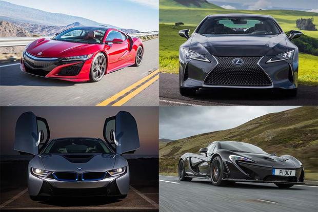 High-Performance Hybrids: 5 Fierce Gas-Electric Superstars featured image large thumb0