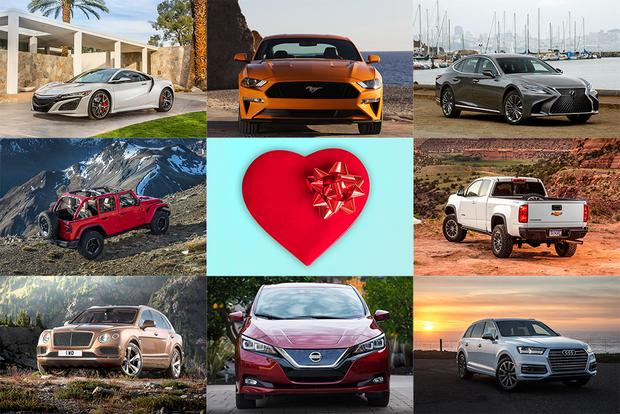 10 Cars We'd Love to Be Surprised With on Valentine's Day featured image large thumb0