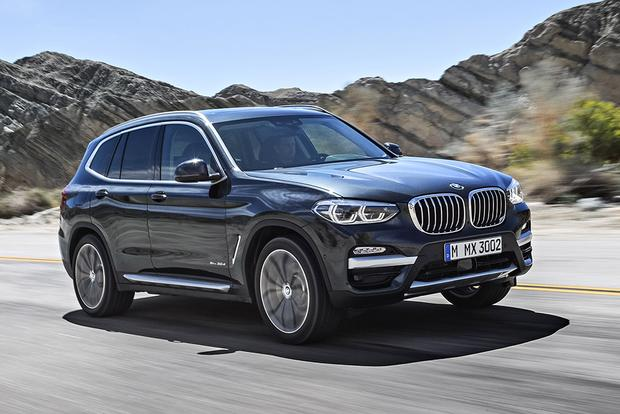 Small SUVs For Autotrader - Best bmw suv