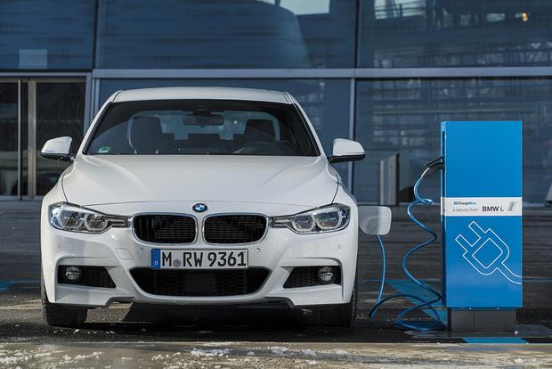 BMW Hybrids Spread Across Most of Its Product Lineup
