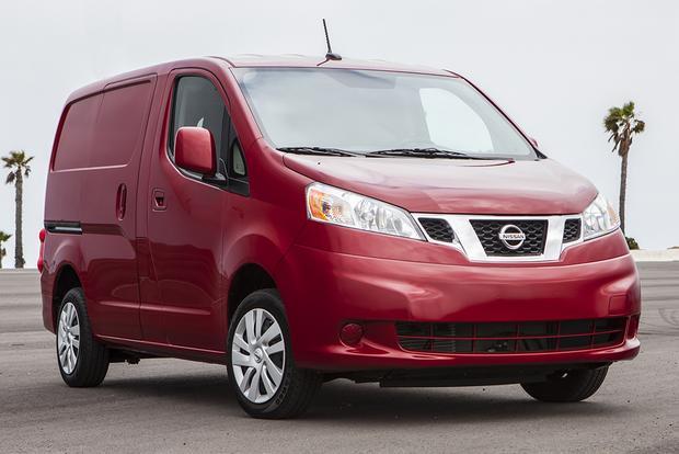 2016 Commercial Vehicle Comparison: 4 Vans You Should Consider