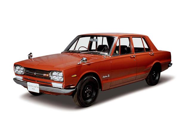 A Look Back at the Nissan GT-R
