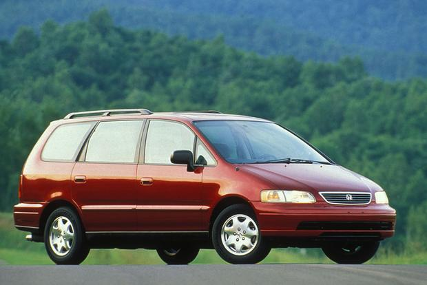 A Look Back at The Honda Odyssey