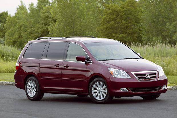 A Look Back at The Honda Odyssey featured image large thumb2