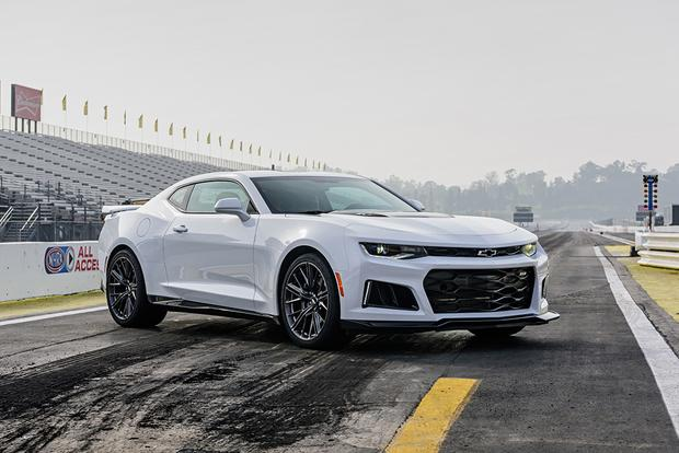 Autotrader's 20th Anniversary: Chevrolet Camaro featured image large thumb1