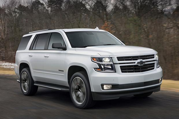 Autotrader's 20th Anniversary: Chevrolet Tahoe featured image large thumb0