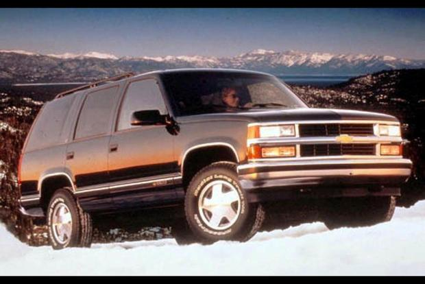 Autotrader's 20th Anniversary: Chevrolet Tahoe featured image large thumb1
