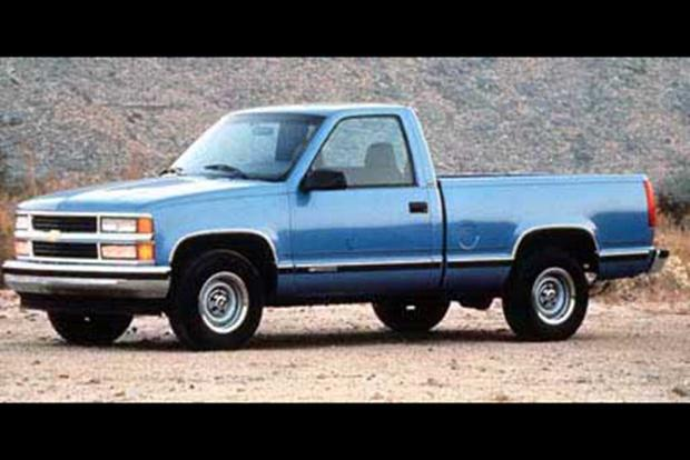 Autotrader's 20th Anniversary: Chevrolet Silverado and GMC Sierra featured image large thumb1