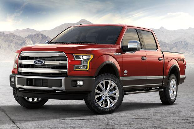 Autotrader's 20th Anniversary: Ford F-Series