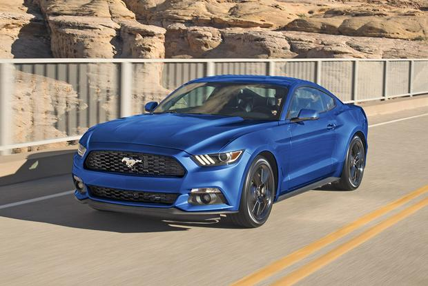 Autotrader's 20th Anniversary: Ford Mustang