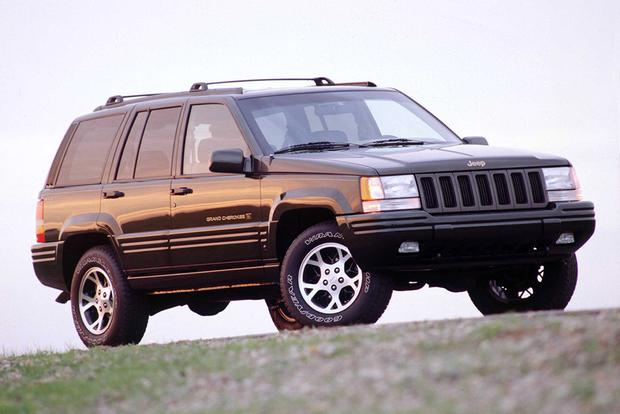 Autotrader's 20th Anniversary: Jeep Grand Cherokee featured image large thumb2