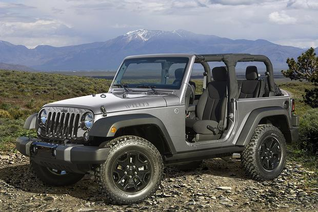 Autotrader's 20th Anniversary: Jeep Wrangler