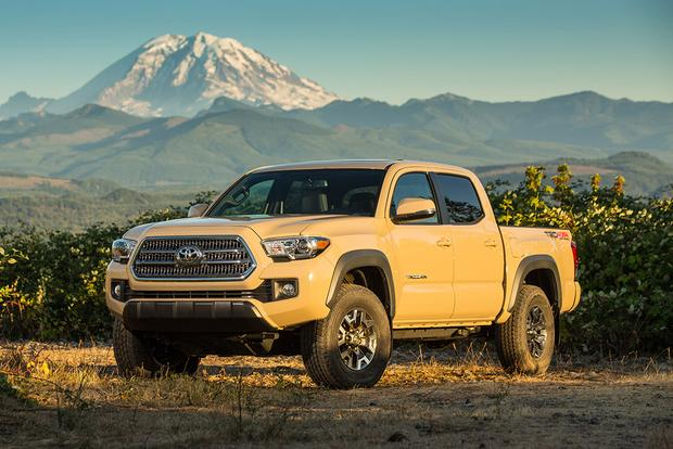 Autotrader's 20th Anniversary: Toyota Tacoma featured image large thumb0