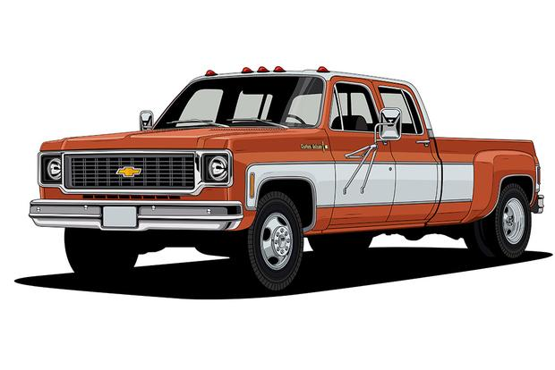 Chevy Trucks: 100 Years of Design Milestones featured image large thumb4