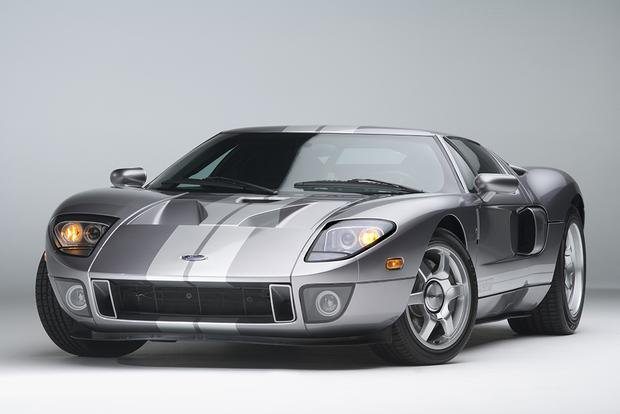 Everything We Know About The Ford Gt Supercar Autotrader