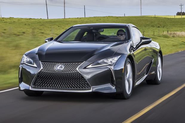 Did You Know Lexus Has Seven Hybrid Cars Autotrader