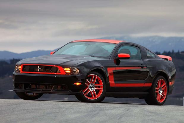 Modern-Day Classic: 2012 Ford Mustang Boss 302