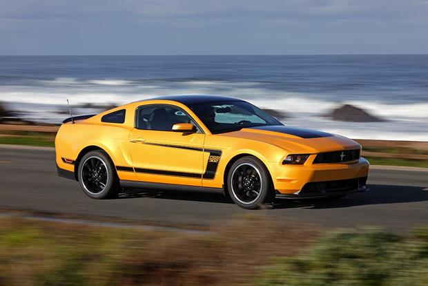 Modern-Day Classic: 2012 Ford Mustang Boss 302 featured image large thumb1