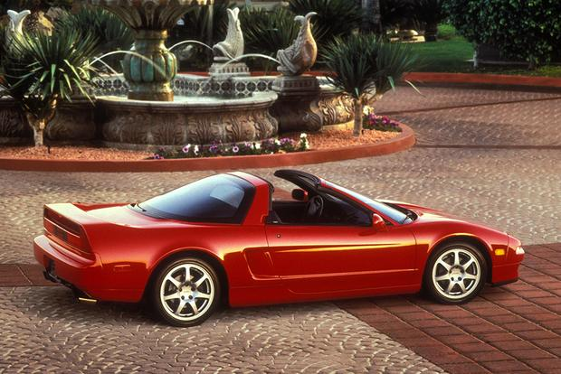 A Look Back at the Acura NSX