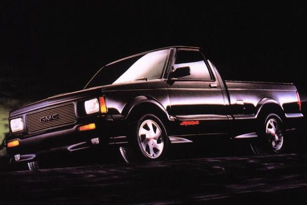 Modern-Day Classic: 1991 GMC Syclone featured image large thumb2