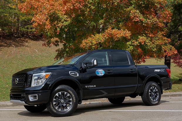 Nissan Titan: Testing Its Tailgating Chops