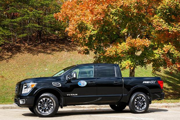 Nissan Titan: Testing Its Tailgating Chops featured image large thumb1