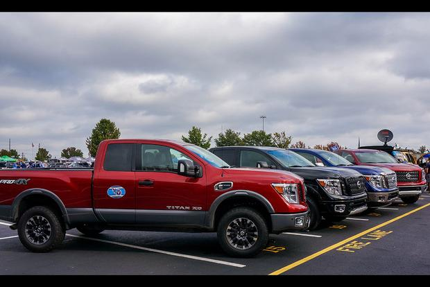 Nissan Titan: Testing Its Tailgating Chops featured image large thumb3