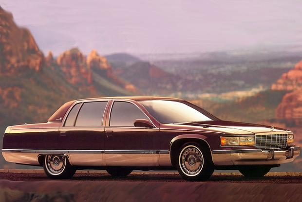 Used Luxury Cars: Brougham If You Want To featured image large thumb8