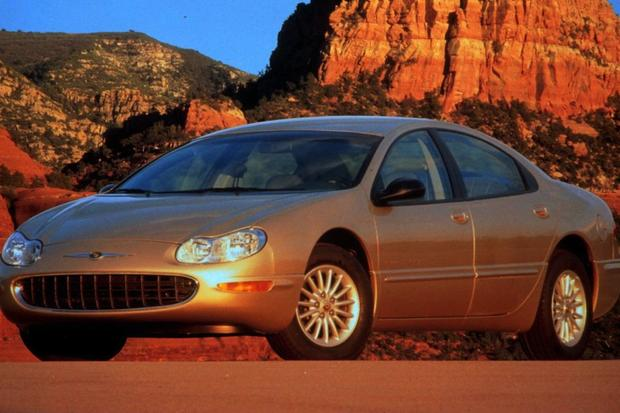 Used Luxury Cars: American Broughams featured image large thumb9