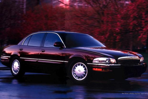 Used Luxury Cars: American Broughams featured image large thumb5