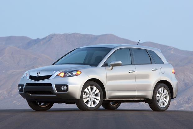Luxury SUV Deals: June 2012