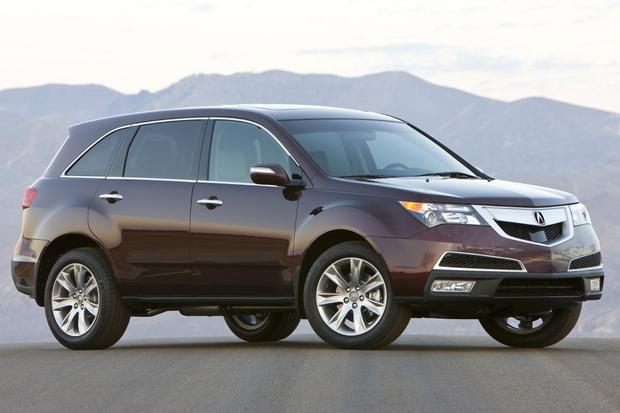 Luxury SUV Deals: February 2013