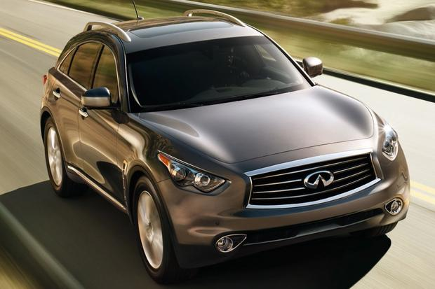 Luxury SUV Deals: March 2013 - Autotrader