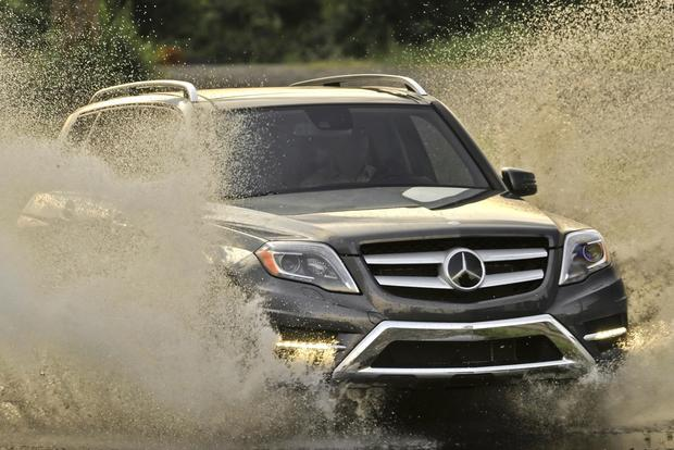 Luxury SUV Deals: March 2013