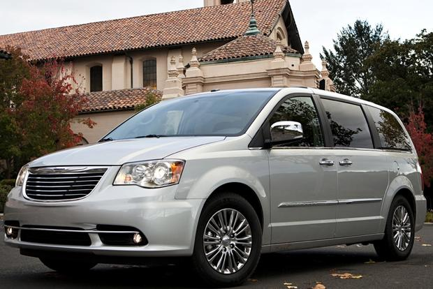 Minivan and Van Deals: March 2013