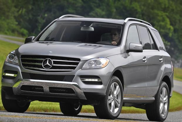 Luxury SUV Deals: April 2013