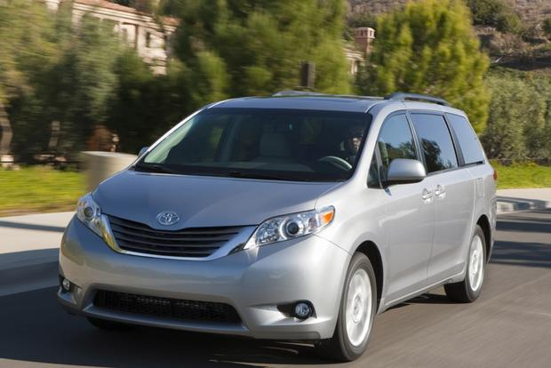 Van and Minivan Deals: April 2013