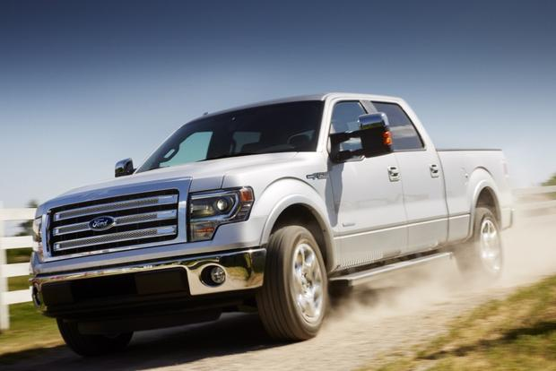 Pickup Truck Deals: April 2013