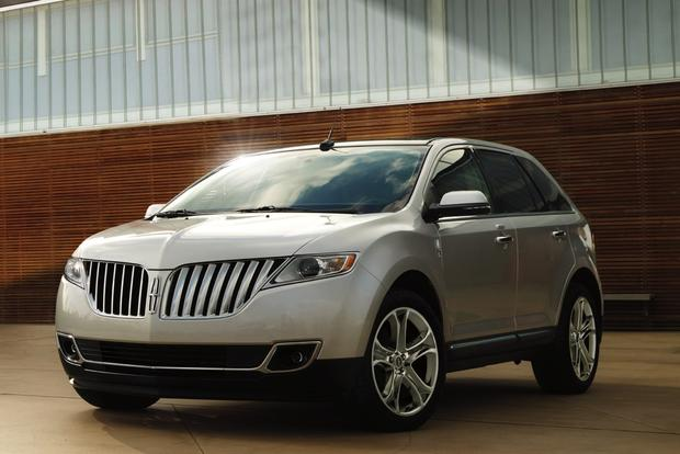 Luxury SUV Deals: May 2013